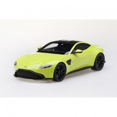 Aston Martin Vantage 2018 Lime Essence Top Speed TS0183