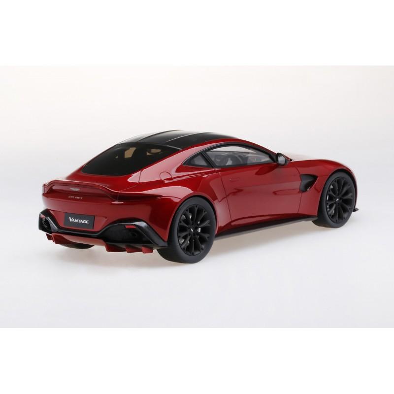 Aston Martin Vantage 2018 Hyper Red Top Speed TS0184