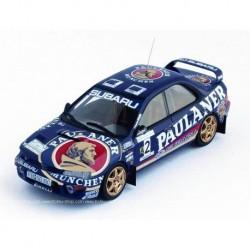 Subaru Impreza 2 Rally Sumava Klatovy 1997 Kremer Behling Trofeu TRORRDE10