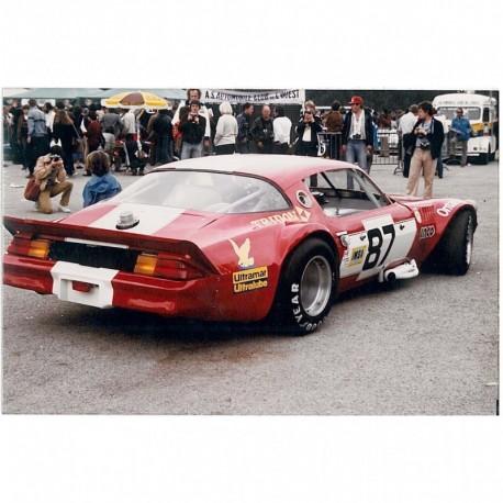 Chevrolet Camaro 87 24 Heures du Mans 1980 Spark S2604