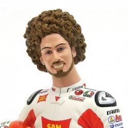 Figurine 1/6 Marco Simoncelli Moto GP 2011 Minichamps 362110058