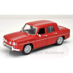 Renault R8 Gordini Red Welly WEL24015red