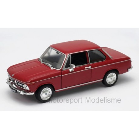 BMW 2002 Ti Red Welly WEL24053red