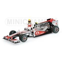 McLaren Mercedes MP4/25 Canada 2010 Lewis Hamilton Minichamps 530104322