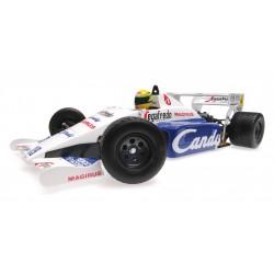 Toleman Hart TG183B F1 Monaco 1984 Ayrton Senna Minichamps 540841819