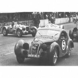 Talbot T150SS Coupé 5 24 Heures du Mans 1938 Spark S2710