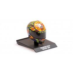 Casque 1/10 AGV Valentino Rossi Moto GP 2009 Minichamps 315090046