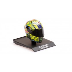 Casque 1/10 AGV Valentino Rossi Moto GP 2016 Minichamps 315160046