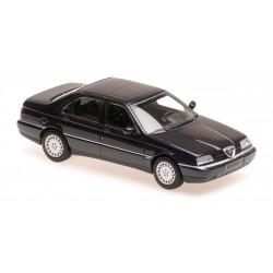 Alfa Romeo 164 3.0 V6 Super Blue 1992 Minichamps 940120700