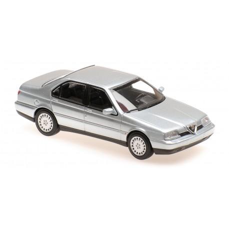 Alfa Romeo 164 3.0 V6 Super Silver 1992 Minichamps 940120701
