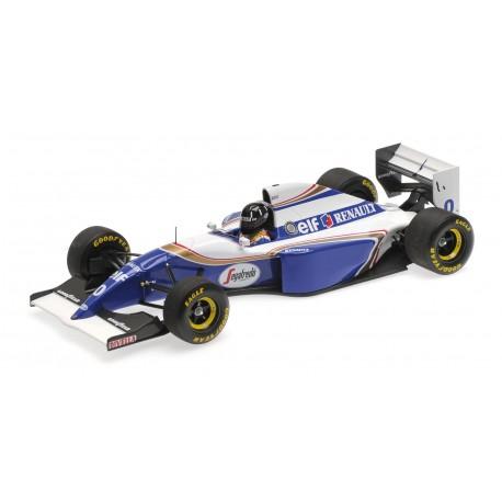 Williams Renault FW16 0 F1 Brésil 1994 Damon Hill Minichamps 110940100