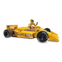 Lotus Honda 99T Grand Prix d'Italie 1987 Ayrton Senna Satoru Nakajima Minichamps 540871811