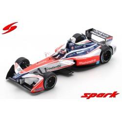 Mahindra Racing Formule E 19 Hong Kong 2018 Felix Rosenqvist Spark S5932