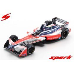 Mahindra Racing Formule E 23 Hong Kong 2018 Nick Heidfeld Spark S5933