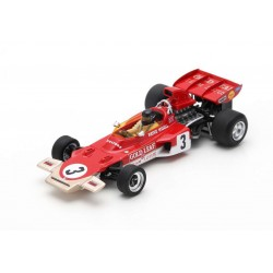 Lotus 72D 3 F1 Canada 1971 Reine Wisell Spark S7126