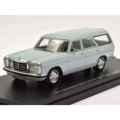 Mercedes Binz W115 station wagon 1974 Light Blue NEO NEO47330
