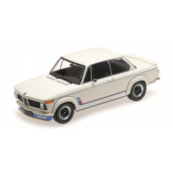 BMW 2002 Turbo 1973 Blanche Minichamps 155026200
