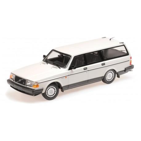 Volvo 240 GL Break 1986 White Minichamps 155171412
