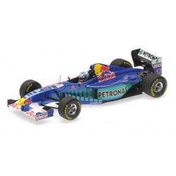 Sauber Ferrari C16 F1 1997 Nicola Larini Minichamps 417970017
