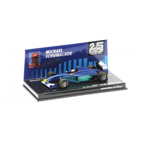 Sauber Ferrari C16 F1 Test Fiorano 1997 Michael Schumacher Minichamps 517974399