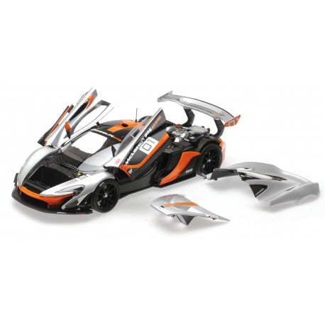 McLaren P1 GTR Design Concept 2015 Almost Real ALM840101