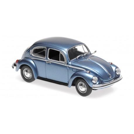 Volkswagen 1302 1970 Blue Metallic Minichamps 940055000
