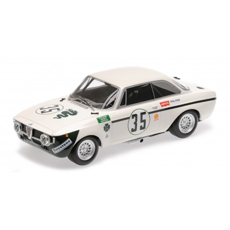 Alfa Romeo GTA 1300 Junior 35 4 Heures de Jarama 1972 Minichamps 155721235