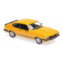Ford Capri 1982 Orange Minichamps 940082221