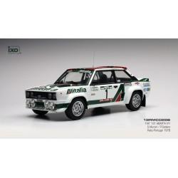 Fiat 131 Abarth 5 Rallye du Portugal 1978 Munari Sodano IXO 18RMC028B