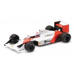 McLaren Honda MP4/4B Test Car F1 1988 Emanuele Pirro Minichamps 537884199