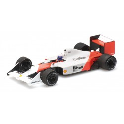McLaren Honda MP4/4B Test Car F1 1988 Alain Prost Minichamps 537884399