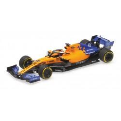 McLaren Renault MCL34 F1 2019 Carlos Sainz Jr Minichamps 537194355
