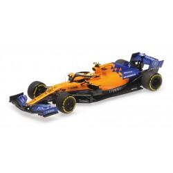 McLaren Renault MCL34 F1 2019 Lando Norris Minichamps 537194304