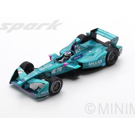 MS&AD Andretti Formule E 27 Santiago 2018 Tom Blomqvist Spark S5939