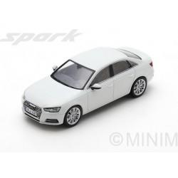 Audi A4 Ibis White 2016 Spark S8150