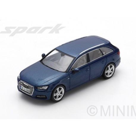 Audi A4 Avant Scuba Blue 2016 Spark S8151