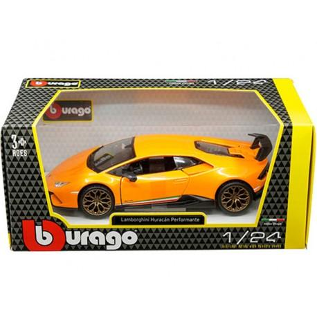 Lamborghini Huracan Performante Orange Bburago BBU18-21092orange