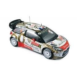 Citroen DS3 WRC 4 Rallye Monte Carlo 2015 Loeb Elena Norev 181538