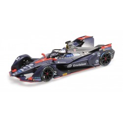 Envision Virgin Racing 2 Formula E Season 5 2019 Sam Bird Minichamps 414180002