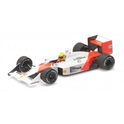 McLaren Honda MP4/4 12 GP F1 Jacarepagua 1988 Ayrton Senna Minichamps 547884112