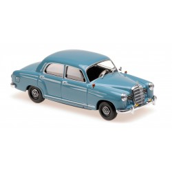 Mercedes Benz 180 (W120) Blue 1955 Minichamps 940033102