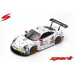 Porsche 911 RSR 912 Petit Le Mans 2018 Spark 18US005