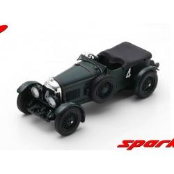 Bentley Speed Six 4 24 Heures du Mans 1930 Spark S43LM30