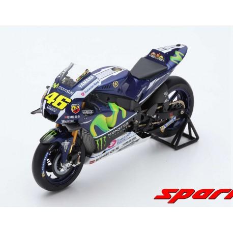 Yamaha YZR-M1 46 Moto GP Winner Jerez 2016 Valentino Rossi Spark M12003