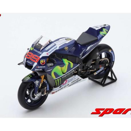 Yamaha YTZ-M1 99 Moto GP Winner France 2016 Jorge Lorenzo Spark M12004