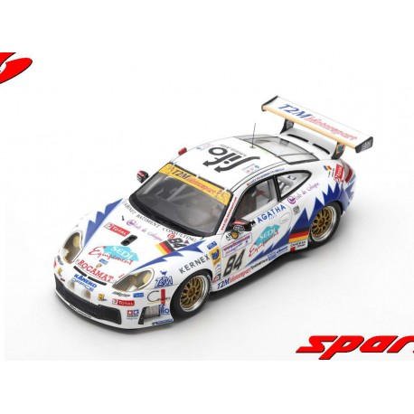 Porsche 911 GT3 RS 84 24 Heures du Mans 2003 Spark S5526