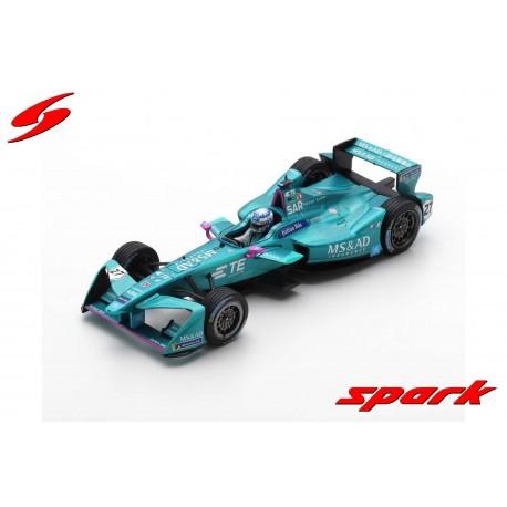 MS&AD Andretti Formule E 27 Berlin 2018 Stéphane Sarrazin Spark S5940