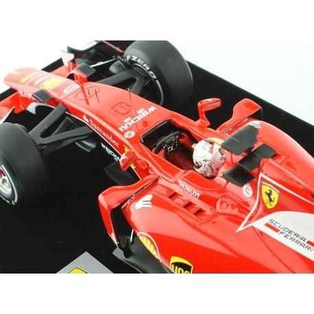 Ferrari SF15-T F1 Malaisie 2015 Sebastian Vettel Looksmart LS18F101