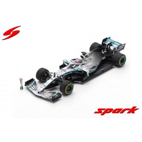 Mercedes F1 W10 EQ Power+ F1 2019 Lewis Hamilton Spark S6071