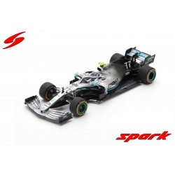 Mercedes F1 W10 EQ Power+ F1 2019 Valtteri Bottas Spark S6072